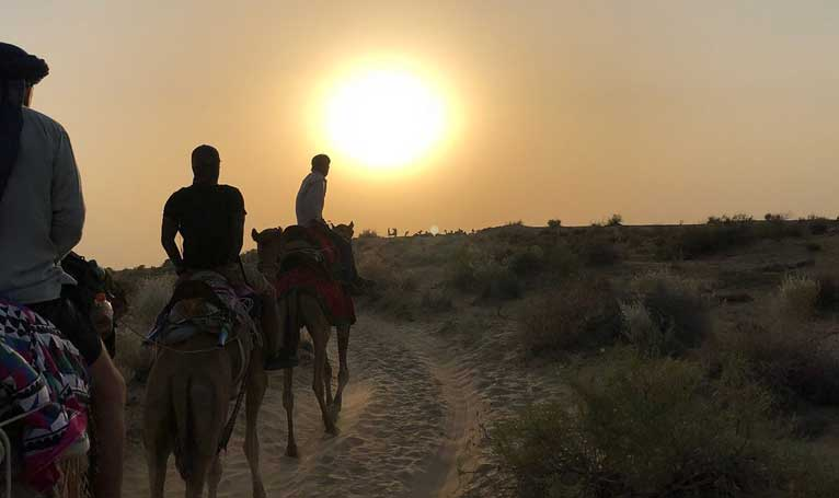 1 Night and 2 Days Desert Safari Tour Package