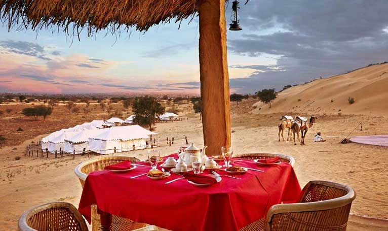 Desert Triangle Tour Package | Rajasthan Tour Packages