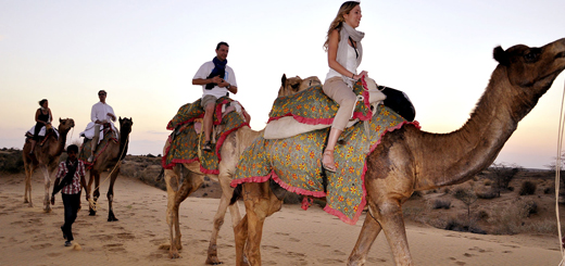 Jaisalmer Camel Safari Tour