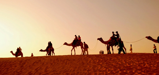 Experience the thrilling Desert Safari in Jaisalmer & Camping in Jaisalmer