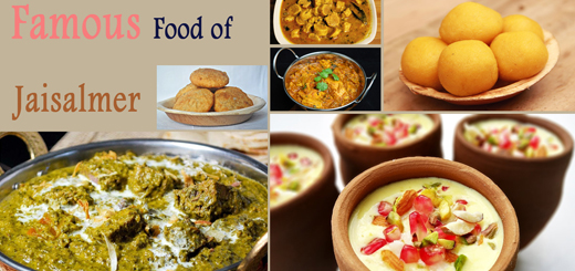 Famous Food Dishes in Jaisalmer