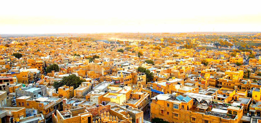 An Escape to Jaisalmer with Family