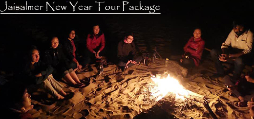 Jaisalmer New Year Tour Package: Celebrate New Year 2020 in the Desert City