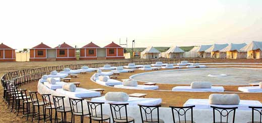 5 Most Renowned Tents in Jaisalmer for Desert Camping
