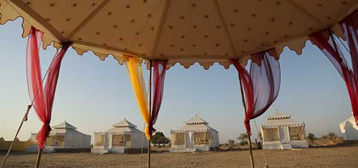 Top 7 Desert Camps in Jaisalmer to Choose for Camping in 2020